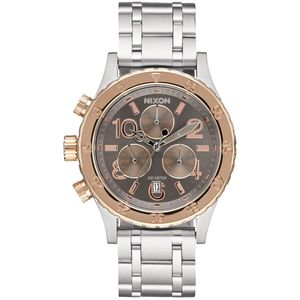 Nixon 38-20 Chrono Watch Mineral Collection - Women's
