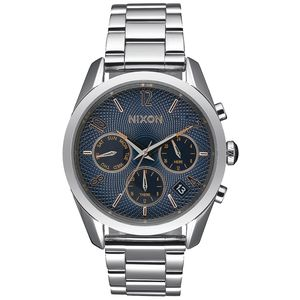 Nixon Bullet Chrono 36 Watch - Blue Rose Collection