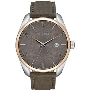 Nixon Bullet Leather Watch - Mineral Collection