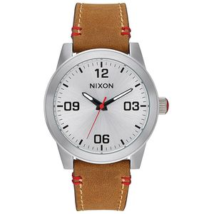 Nixon G.I. Leather Watch - Women's