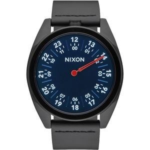Nixon Genesis Leather Watch