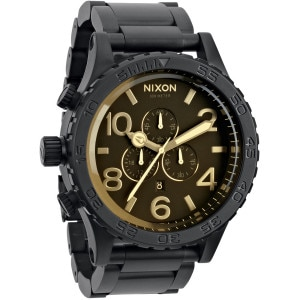 Nixon 51-30 Chrono Watch - Men's
