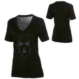 Nixon Avery V-Neck T-Shirt - Womens
