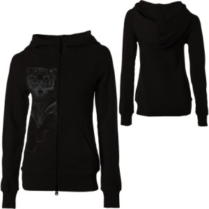 Nixon Songbird Full-Zip Hooded Sweatshirt - Womens