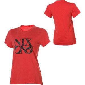 Nixon With Love T-Shirt - Short-Sleeve - Womens