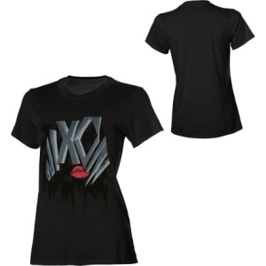 Nixon Bad Reputation T-Shirt - Short-Sleeve - Womens