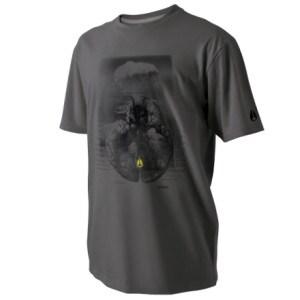 Nixon Blowing Minds Slim Fit T-Shirt - Short-Sleeve - Mens