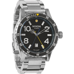 Nixon Diplomat Stainless Steel Watch