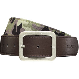 Nixon Faction Reversible Belt - Women's