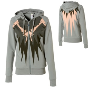 Nikita Fearless Full-Zip Hooded Sweatshirt - Womens