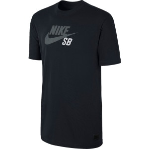 Nike SB Dri-Fit Icon Logo T-Shirt - Short-Sleeve - Men's