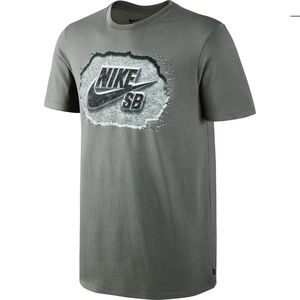 Nike SB Dri-Fit Marble Icon T-Shirt - Short-Sleeve - Men's