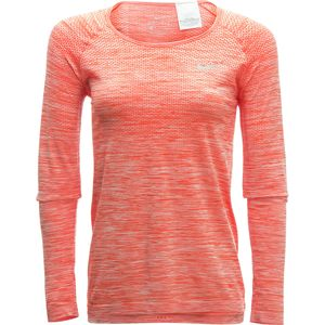 Nike Dri-Fit Knit Shirt - Long-Sleeve - Women's