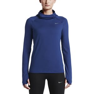 Nike Element Hooded Shirt - Long-Sleeve - Women's
