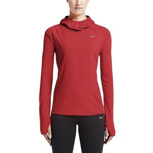 Nike Element Hooded Shirt - Women's