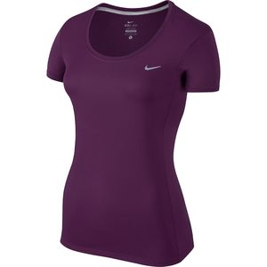 Nike Dri-Fit Contour Shirt - Short-Sleeve - Women's