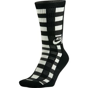 Nike Buffalo Plaid Crew Sock