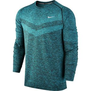 Nike Dri-FIT Knit Shirt - Long-Sleeve - Men's