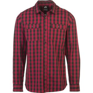 Nike SB Buffalo Check Shirt - Long-Sleeve - Men's