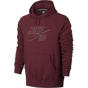 Nike SB Icon Reflective Pullover Hoodie - Men's