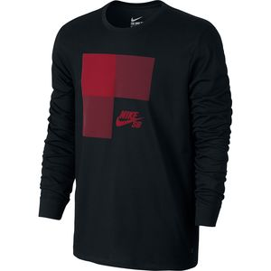 Nike SB Buffalo Icon T-Shirt - Long-Sleeve - Men's