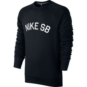 Nike SB Icon Coaches Fleece Crew Sweatshirt - Men's