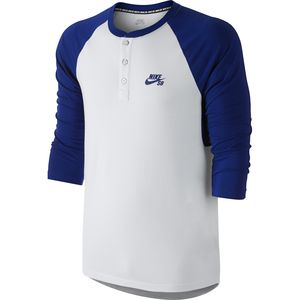 Nike SB Dri-FIT Henley Shirt - Men's