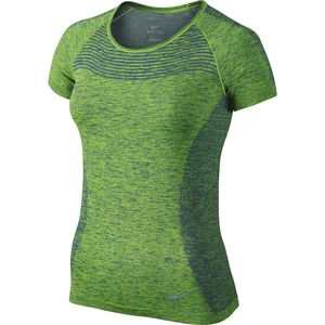 Nike Dri-Fit Knit Shirt - Short-Sleeve - Women's