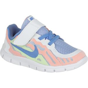 Nike Free 5 Shoe - Little Girls'