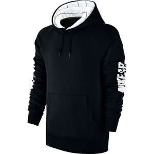 Nike SB Icon Yarn Dye Pullover Hoodie - Men's