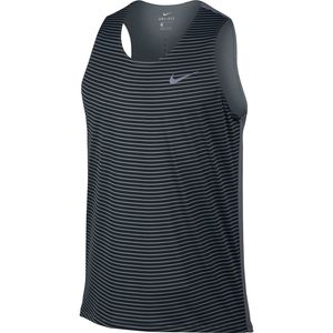 Nike Printed Racing Tank Top - Men's
