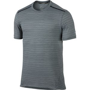 Nike Dri-FIT Cool Tailwind Stripe Shirt - Short-Sleeve - Men's