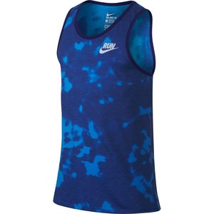 Nike Run Printed Tie Dye Tank Top - Men's