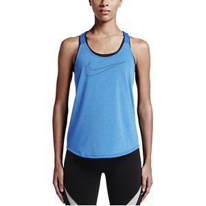 Nike Elastika Keyhole Veneer Tank Top – Women's