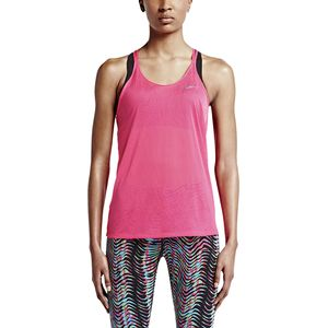 Nike Dri-FIT Cool Breeze Strappy Tank Top - Women's
