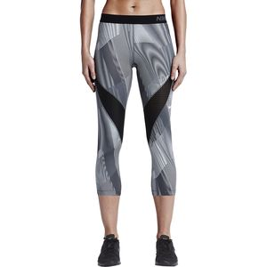 Nike Pro Hypercool Frequency 3/4 Tight - Women's