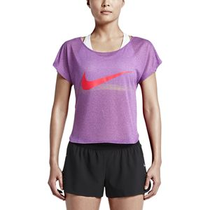 Nike Run Free Swoosh Cool Shirt - Women's
