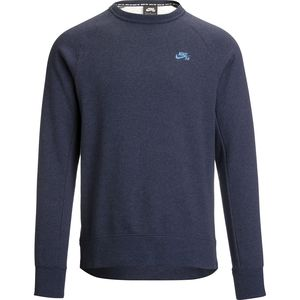Nike SB Icon Crew Fleece Sweatshirt - Men's