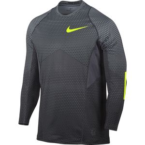 Nike Hyperwarm Hexodrome Long-Sleeve Shirt - Men's Best Price