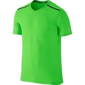 Nike Tailwind V-Neck Shirt - Short-Sleeve - Men's
