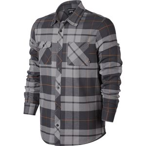 Nike Plaid Woven Shirt - Men's