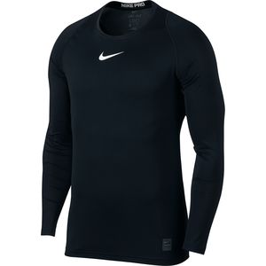 NikePro Fitted Long-Sleeve Top - Men's