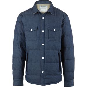 Nishikawa Down Kasama Down Shirt - Men's