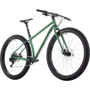 Niner ROS 9 Plus 3-Star Complete Mountain Bike - 2016