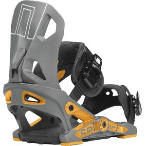 Now Select Snowboard Binding