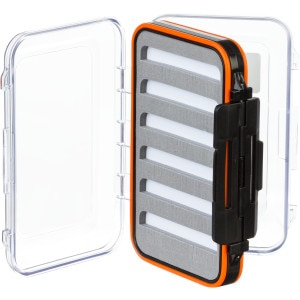 New Phase Large Waterproof Fly Box - Double-Sided