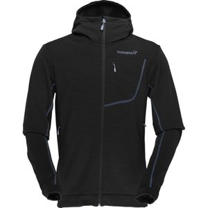 Norrøna Bitihorn Powerstretch Hooded Fleece Jacket - Men's