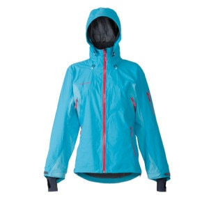 photo: Norrona Women's Narvik Gore-Tex Comfort Shell 3L Jacket snowsport jacket