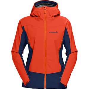 Norrøna Falketind Windstopper Hybrid Softshell Jacket - Women's