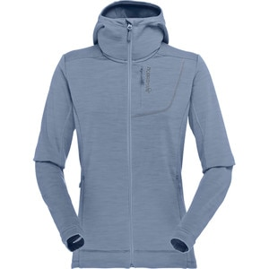 Norrøna Bitihorn Powerstretch Zip-Hood Fleece Jacket - Women's